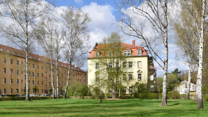 Grünes Wohnen an der Deubener Straße